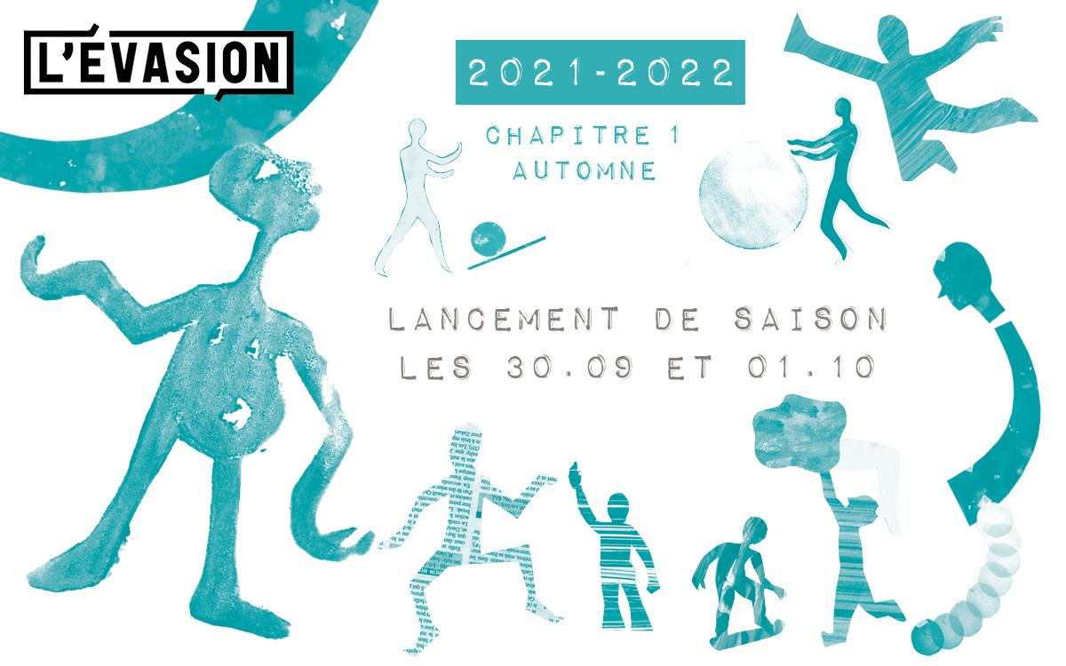 lancement de saison 2021-2022
